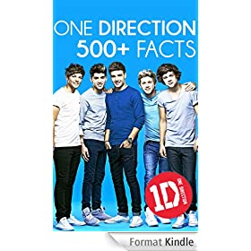 One Direction: 500+ Facts (English Edition)