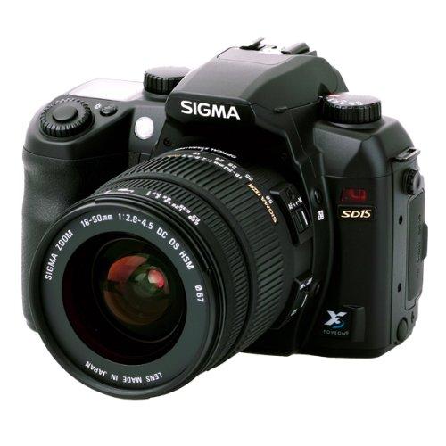 シグマ デジタル一眼レフカメラ SD15 スターティングキット SD15 Starting Kit