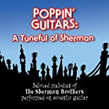 Poppin' Guitars : A Tuneful of Sherman (CD/DVD) ~ Various Artists