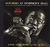 Satchmo at Symphony Hall Louis Armstrong & The Al