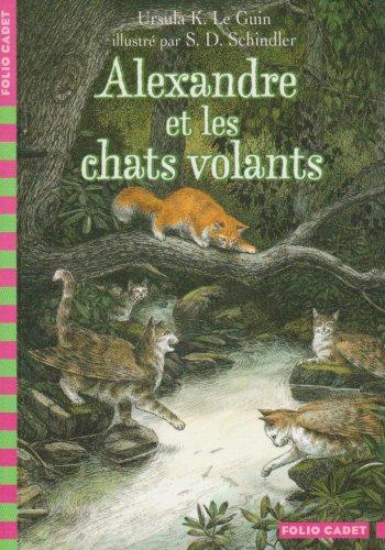 Les Chats volants Alexandre et les chats volants