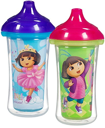 Munchkin Dora The Explorer Sippy Cup - 9Oz (Assorted) front-857224