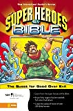 img - for Super Heroes Bible, The book / textbook / text book