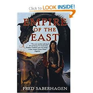 Empire of the East (Bks. 1-3: The Broken Lands, The Black Mountains, and Ardneh's World) by