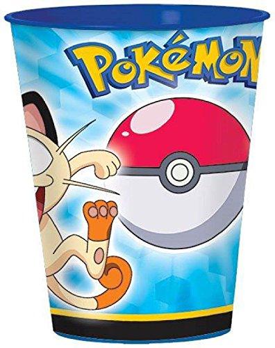 Pokemon 16 oz. Plastic Cup - 1