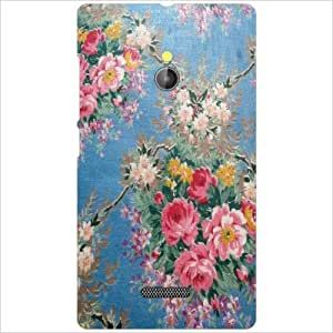 Nokia XL RM-1030/RM-1042 Back Cover - Nature Is Good Designer Cases