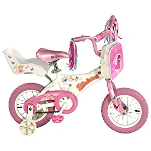 Amazon Com Avigo 12 Inch Bike Girls Pinkalicious