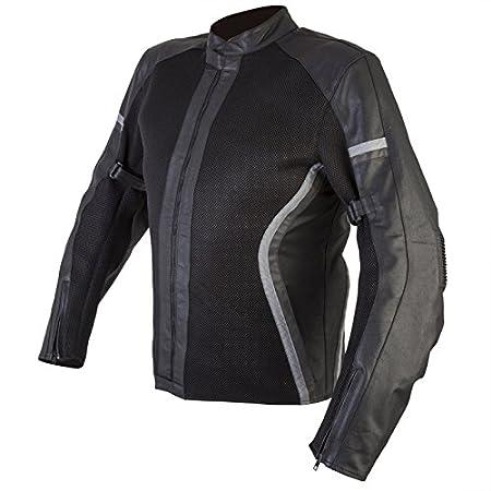Nouveau 2015 Spada moto Textile Mesh veste Nimbus