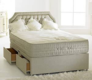 Orthopaedic Mattress Headboard Included Size 5ft King Size