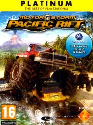 Essentials Motorstorm: Pacific Rift