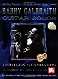 Mel Bay Barry Galbraith Guitar Solos