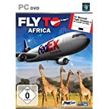 Fly to Africa - Add-On for FS 2004 and FSX (PC DVD)by Funbox Media