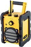 auvisio Baustellen- & Outdoor-Radio & -Lautsprecher DOR-108