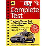 Complete Test (AA Driving Test Series) (AA Driving Test Series)by AA Publishing