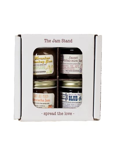 The Jam Stand Mini Jam 4-Pack Sampler