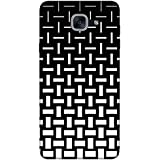 For Samsung Galaxy J7 Max Brushed Alloy Anti Slip Cross Bar Tile Texture ( Brushed Alloy Anti Slip Cross Bar Tile Texture, Tile Texture, Seamless Pattern ) Printed Designer Back Case Cover By TAKKLOO