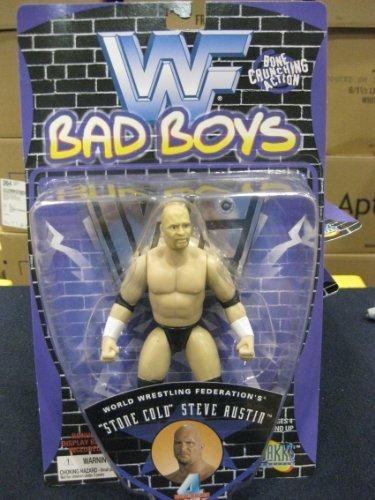 WF Bad Boys Series 4 Stone Cold Steve Austin