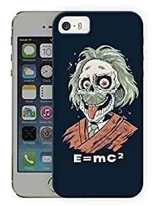 "Humor Gang Happy Albert Printed Designer Mobile Back Cover For ""Apple Iphone 5C"" (3D, Matte, Premium Quality Snap On Case)"