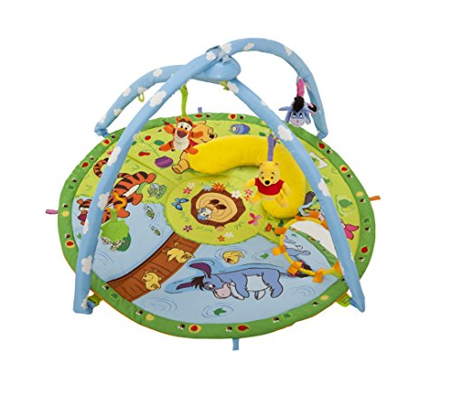 Winnie The Pooh Tomy Magic Motion Playgym front-1001735