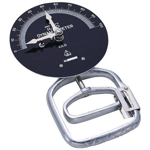 握力計スメドレー式 【SN-412】 - スタンダードなアナログ式握力計です。