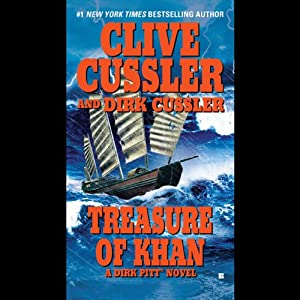 Treasure of Khan: A Dirk Pitt Novel | [Clive Cussler, Dirk Cussler]
