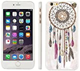 iPhone Case,viwell iPhone 6 Hard Case NEW Case for Apple iPhone 6 (2015) Verizon Dream catcher