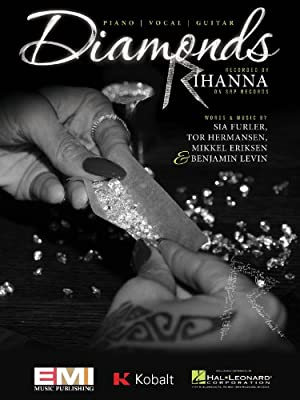Rihanna - Diamons - Piano/Vocal/Guitar Sheet Music