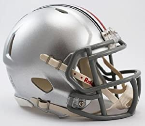 Riddell Replica Mini Speed Helmet Ohio State Buckeyes by Casey's Distributing