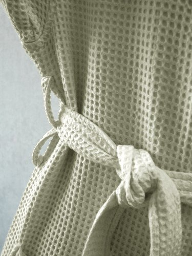 Bamboo Bathrobe Honeycomb - Size M