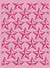 Cuttlebug A2 Embossing Folder, Stars