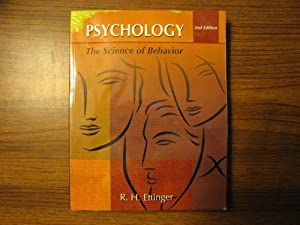 Psychology The Science of Behavior