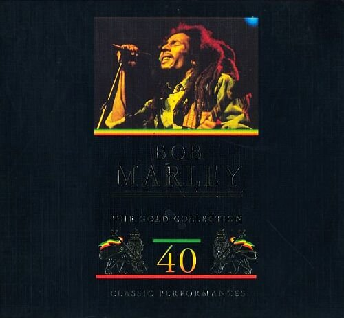 Bob Marley-The Gold Collection 40 Classic Perfomances-2CD-FLAC-1997-CUSTODES Download