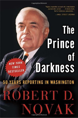 The Prince Of Darkness: 50 Years Reporting In Washington front-461503