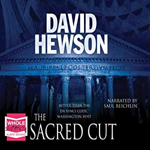 The Sacred Cut | [David Hewson]