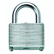 Master Lock 8596DDIB Warded Steel Padlock