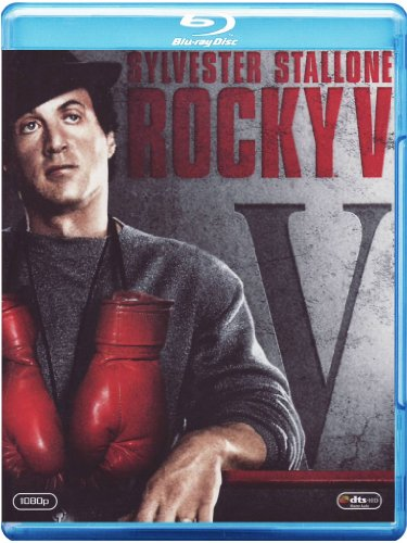 Rocky V [Blu-ray] [IT Import]