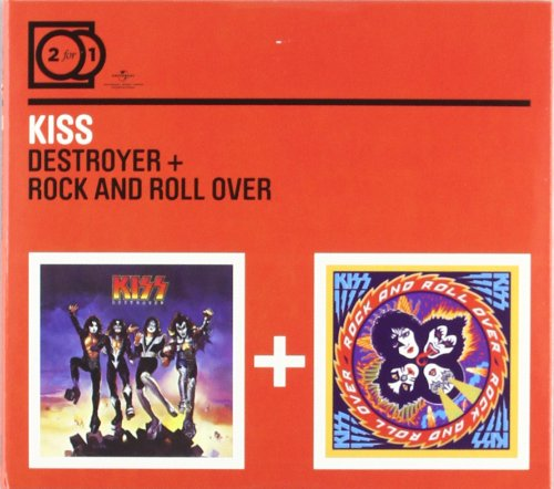 2 For 1: Destroyer / Rock And Roll Over