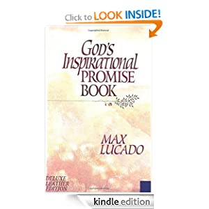 God's Inspirational Promise Book (repackage) Max Lucado