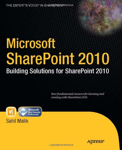 Microsoft SharePoint 2010: Building Solutions for...