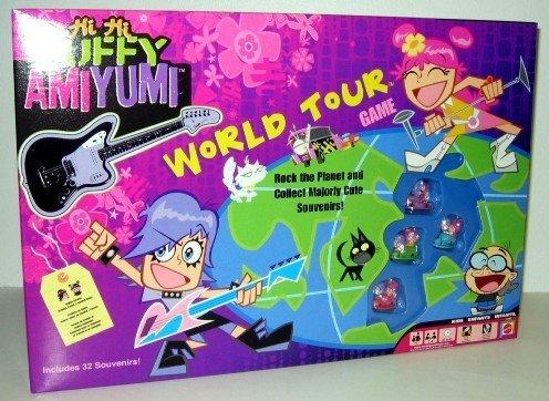 Puffy Ami Yumi World Tour Board Game
