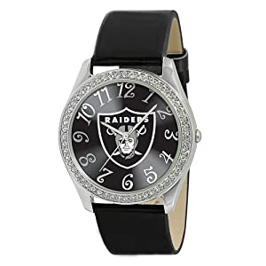 Brand New OAKLAND RAIDERS GLITZ BLK by Things for You