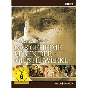 Das geheime Leben der Meisterwerke (7 Discs)