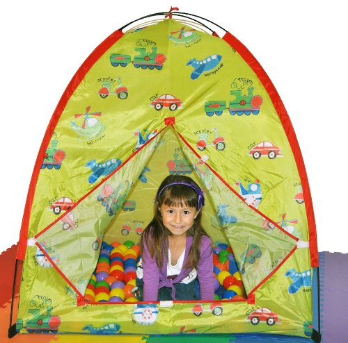Toy Story Play Tent front-121311