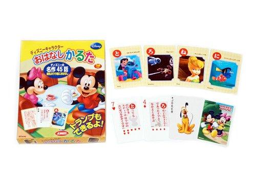 Histoire Disney Karuta (japon importation)
