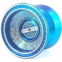 Segolike Metal Yoyo Trick Ball Set High Speed Return Top Kids Clutch Mechanism Toy #3