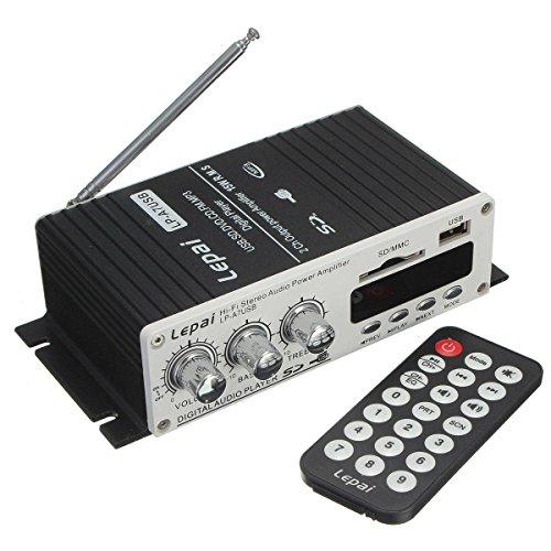 ELEGIANT-Mini-Auto-HiFi-Stereo-Audio-Power-Amplifier-Verstrker-Super-Bass-Roller-Booster-Radio-MP3-Verstrker-Endstufen-USB-SD-DVD-CD-FM-MP3-mit-Fernbedienung