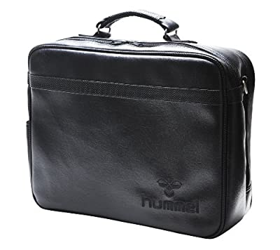 Hummel Exclusive Shoulder Bag Luggage - Black, 31X24X14cm by Hummel