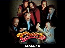 Cheers Season 9 [HD]