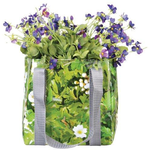 Esschert Design Pflanztasche, Gartentasche, Blumentasche, Größe S, 20 x 20 x 20 cm