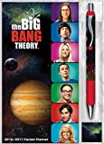 The Big Bang Theory 2016 Pocket Planner + Pen